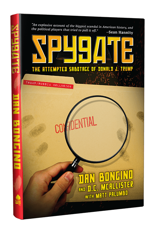 Spygate: The Attempted Sabotage of Donald J Trump