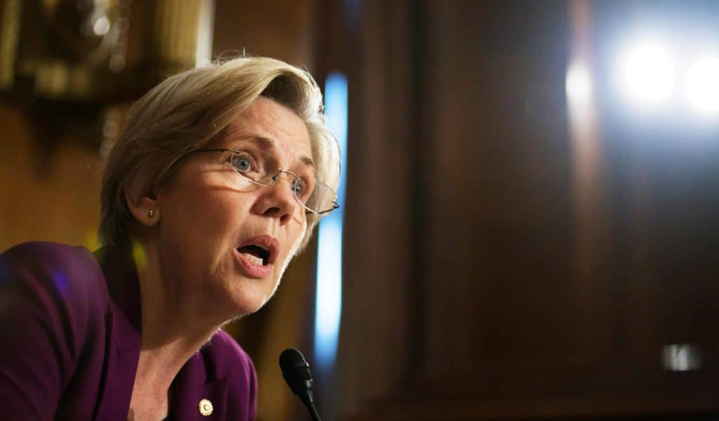 NOSEDIVE: Warren Loses Half of Supporters in One Month