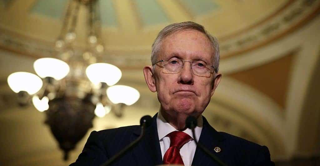 Harry Reid's Comments on Birthright Citizenship May Surprise You