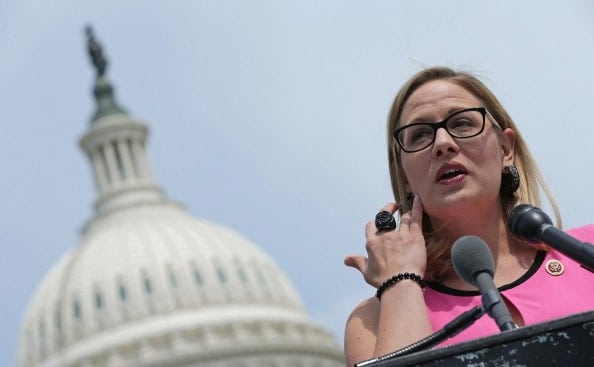 Sen. Sinema: Dems Hypocrites for Wanting to End Filibuster After Using It 327 Times Last Year