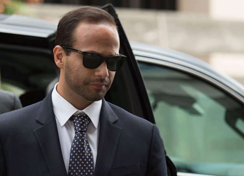 The George Papadopoulos Interview You've Been Waiting For
