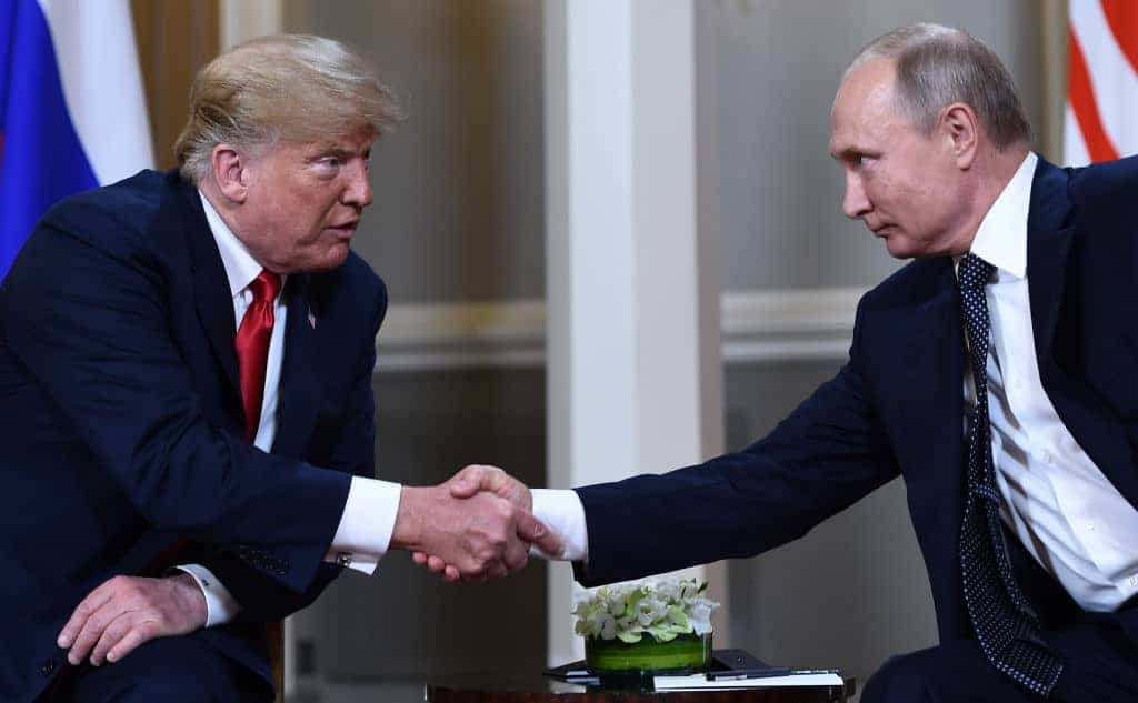 Trump Cancels Putin G20 Meeting