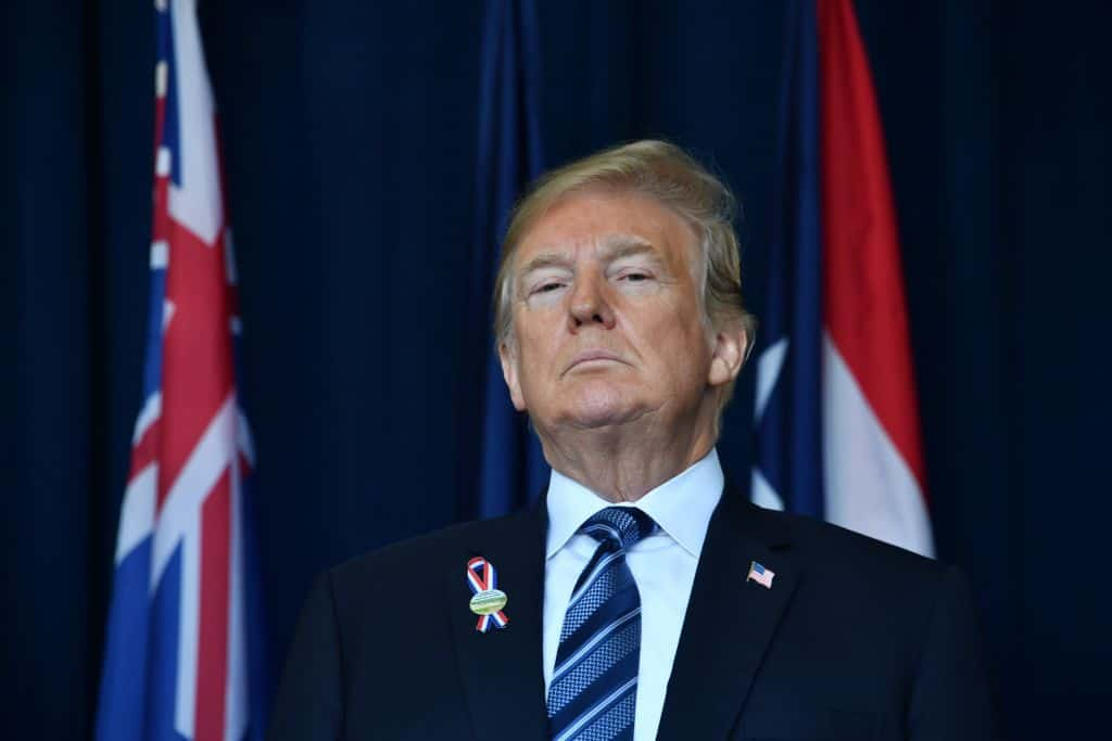 "Report: British Intelligence ""Desperate"" for Trump Not to Declassify FISA Docs"