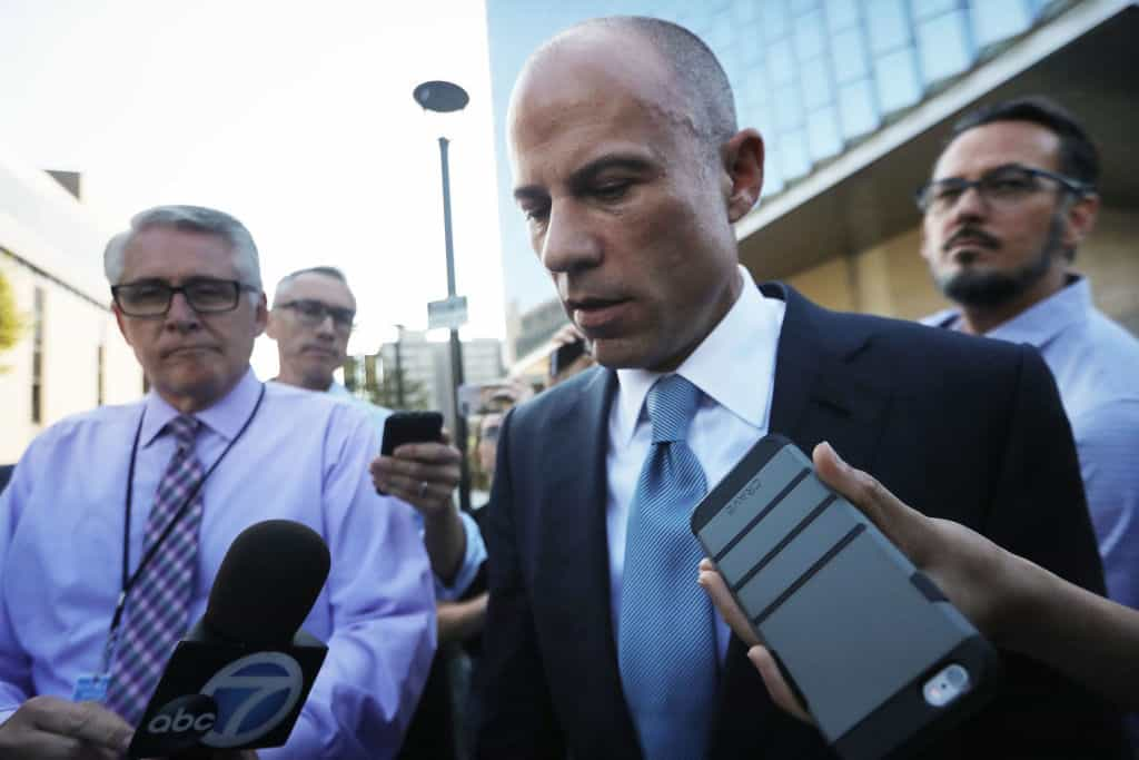 Michael Avenatti to Face Sentencing in Nike Extortion Case in February