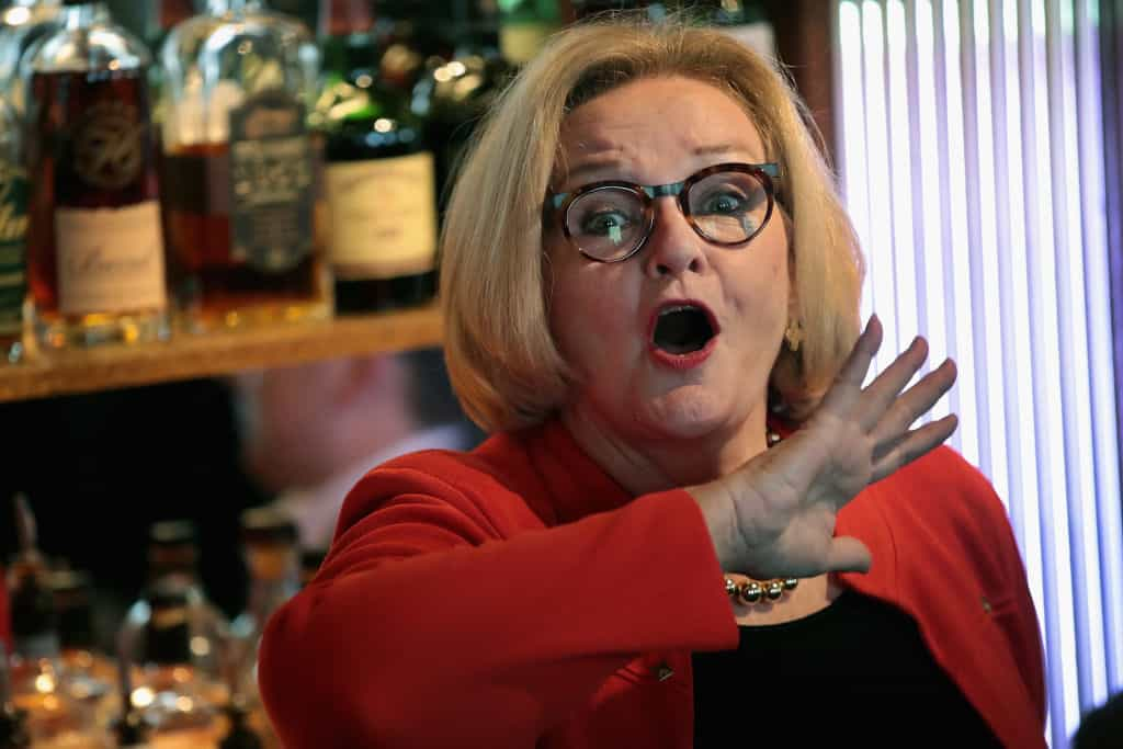 McCaskill: 'I Don't Really Care' if Democrats Retake Control of Congress