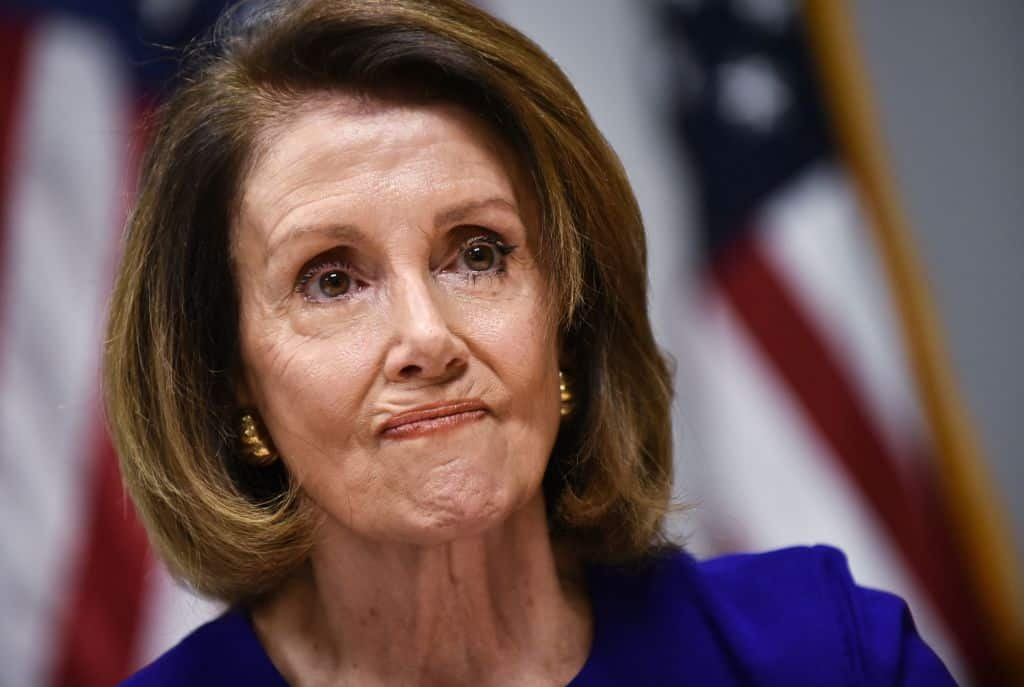 Pelosi's Prediction: Nancy Says She's '100% Sure' Dems Will Retake the House