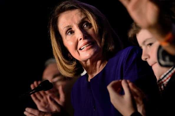 IRONY ALERT: Pelosi Says Democrats Can Finally Fight 'Culture of Corruption' in DC