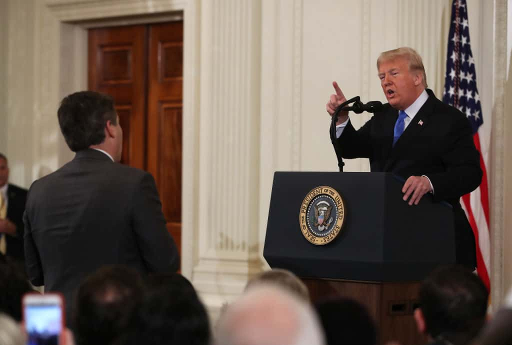 New Book Confirms What We All Knew About CNN's Acosta