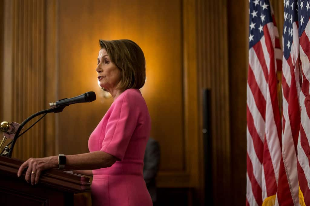 "16 ""Never Nancy"" House Democrats Release Letter Opposing Pelosi for Speaker"