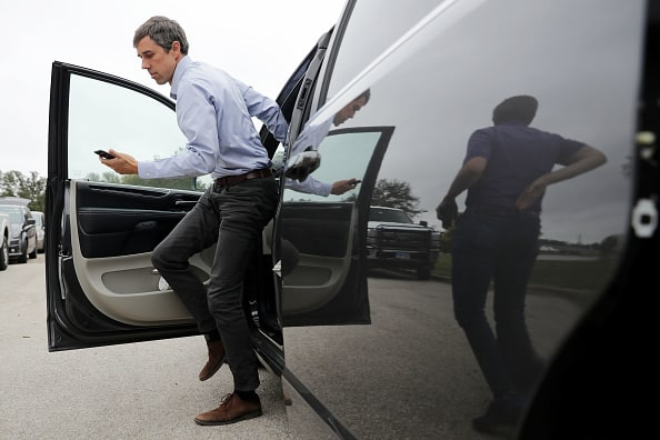 BETO BOMBSHELL: New Video Shows Staffers Used Campaign Funds to 'Illegally Aid' Migrant Caravan