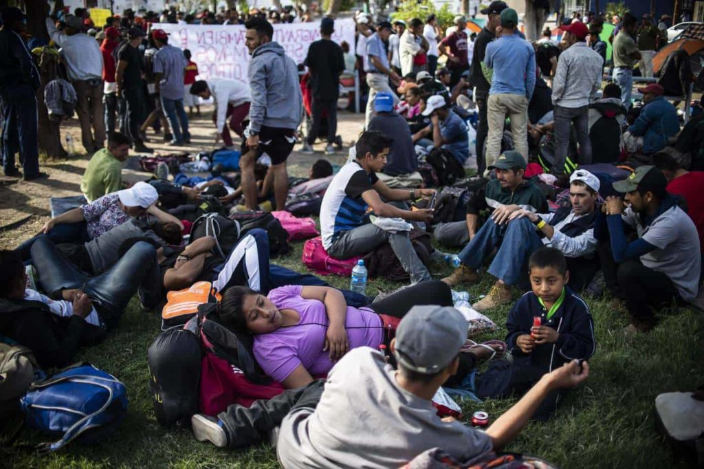 Obama-Appointed Judge Rules Trump Cannot Refuse Asylum to Migrants
