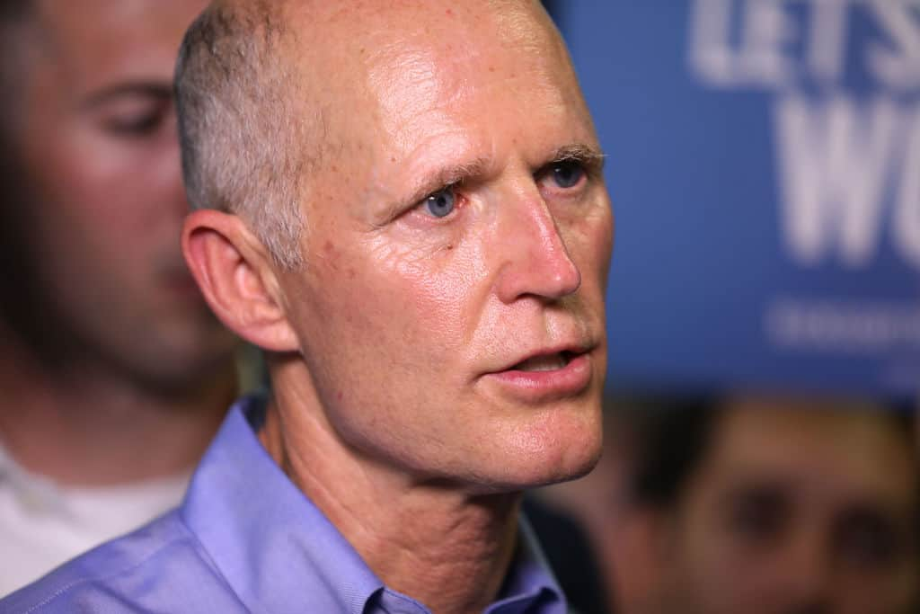 Rick Scott Warns of 'Rampant Fraud,' Sues Broward County