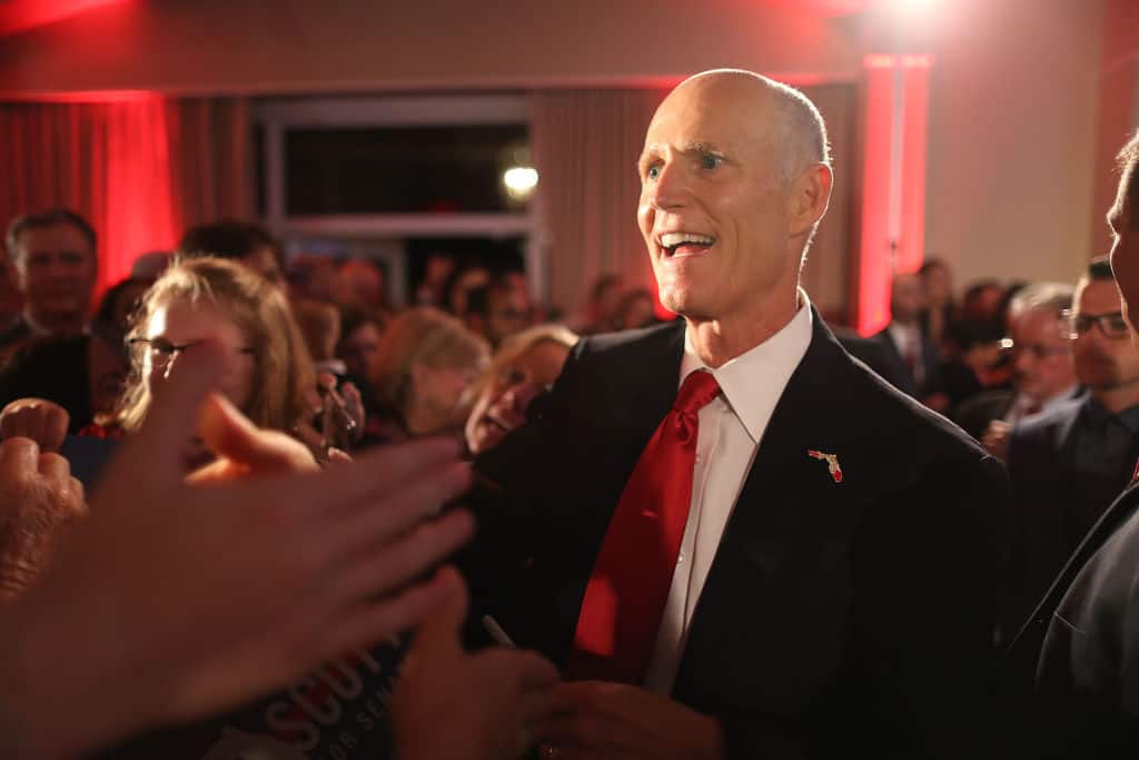 Bill Nelson Finally Concedes, Rick Scott to Become Next Florida Senator