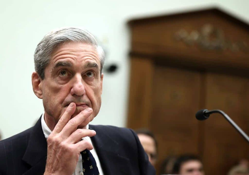 Robert Mueller Responds to Appointment of Acting AG Whitaker