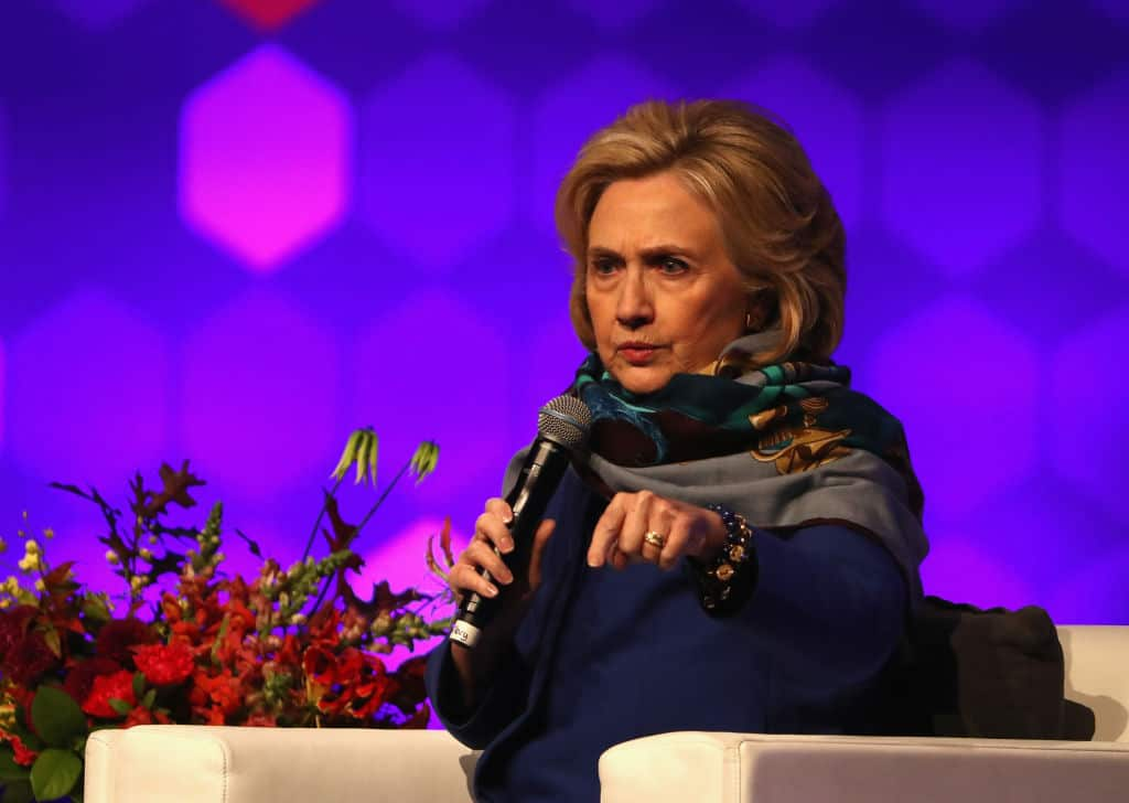 "Report: Hillary ""Intimidated,"" REFUSES to Accept Legal Docs from Tulsi Gabbard's $50M Lawsuit"