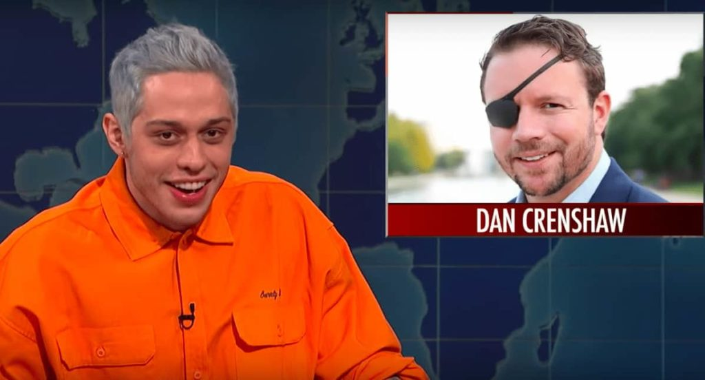 Mocked by SNL, Navy SEAL Congressional Candidate Issues Perfect Response
