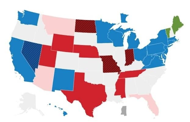 Is the Senate Rigged Towards Republicans?