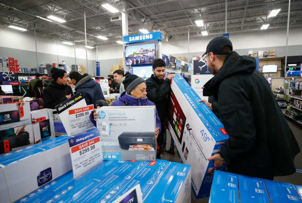 Holiday Retail Sales Strongest in Six Years