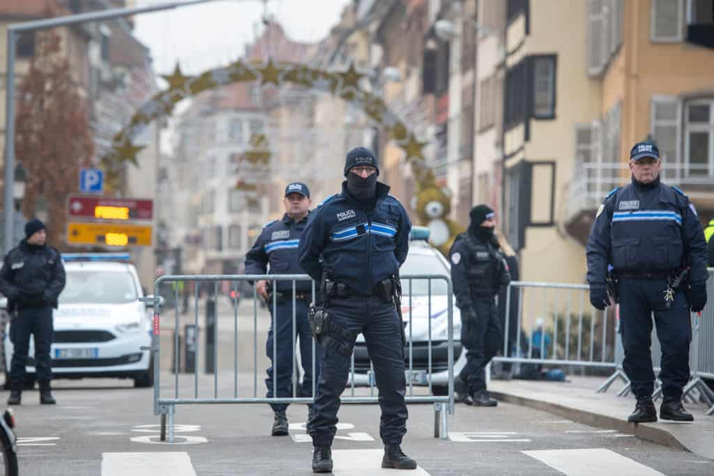 "Suspected French Christmas Market Terrorist Identified as Another ""Known Wolf"""