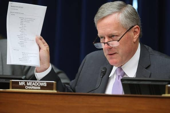 "Meadows' Theory: Bolton Book Leak was ""Coordinated"" to Change Impeachment Narrative"