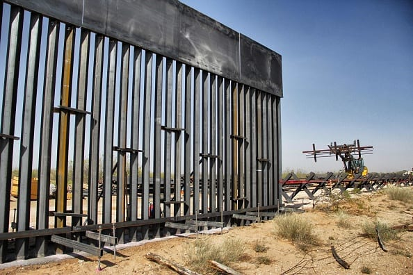 Poll: Support for Border Wall at Record High