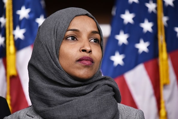 "Leftist Rep. Ilhan Omar Deletes ""Libelous"" Tweet About Covington Boys After Lawsuit Threat"