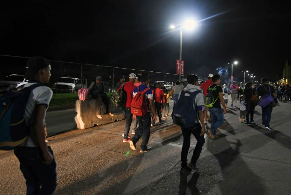 New Migrant Caravan Heading to United States