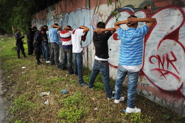 REPORT: More Than 100 El Salvadorian Gang Members Caught at U.S. Border Since October