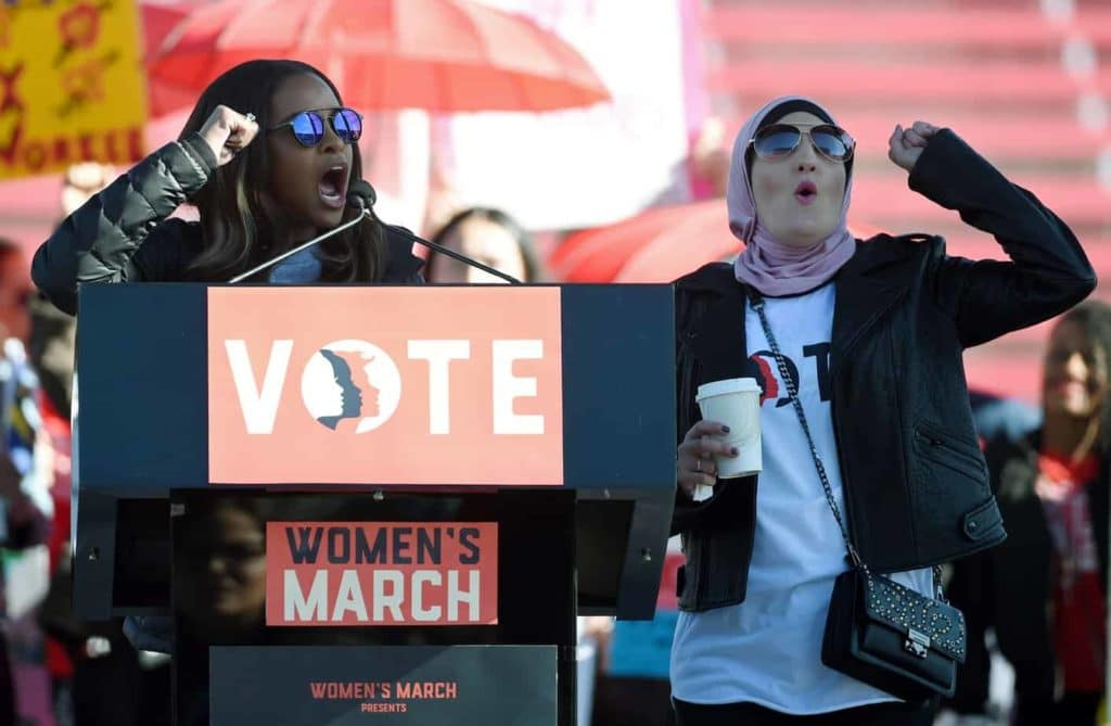 After Disavowing Her Publicly, Biden Campaign Quietly Apologizes to Linda Sarsour