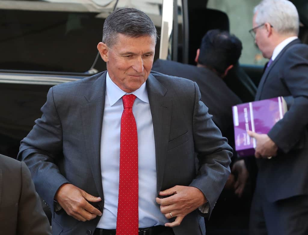 BREAKING: DOJ Drops Charges Against General Flynn
