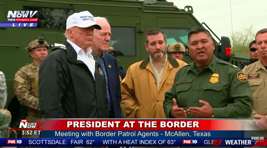 TX Border Patrol Chief Reveals Startling Border Apprehension Numbers