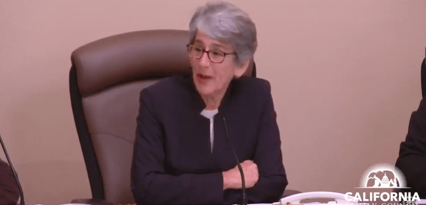 "Watch: CA State Senator Bans Use of ""He/She"" Pronouns, Can't Even Follow Her Own Rules"
