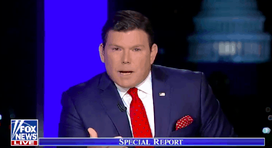 Watch: Bret Baier's Emotional Message After Family Car Crash in Montana