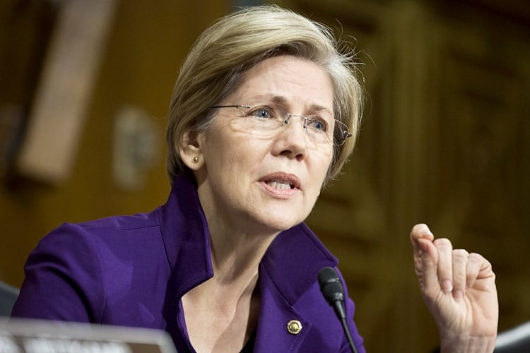 Chief Hypocrite Warren Lies About Sending Her Kids to Private School