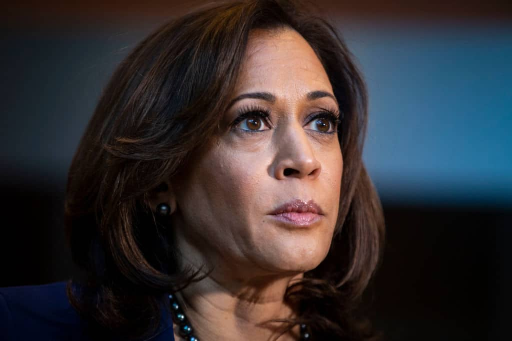 "Kamala Harris Introduces Resolution Condemning ""Wuhan Virus"" and ""Chinese Virus"" As Racist"