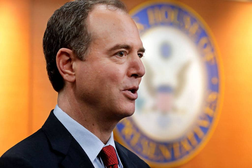Watch: Schiff Reveals the TRUE Reason Behind Democrats' Sham Impeachment Efforts