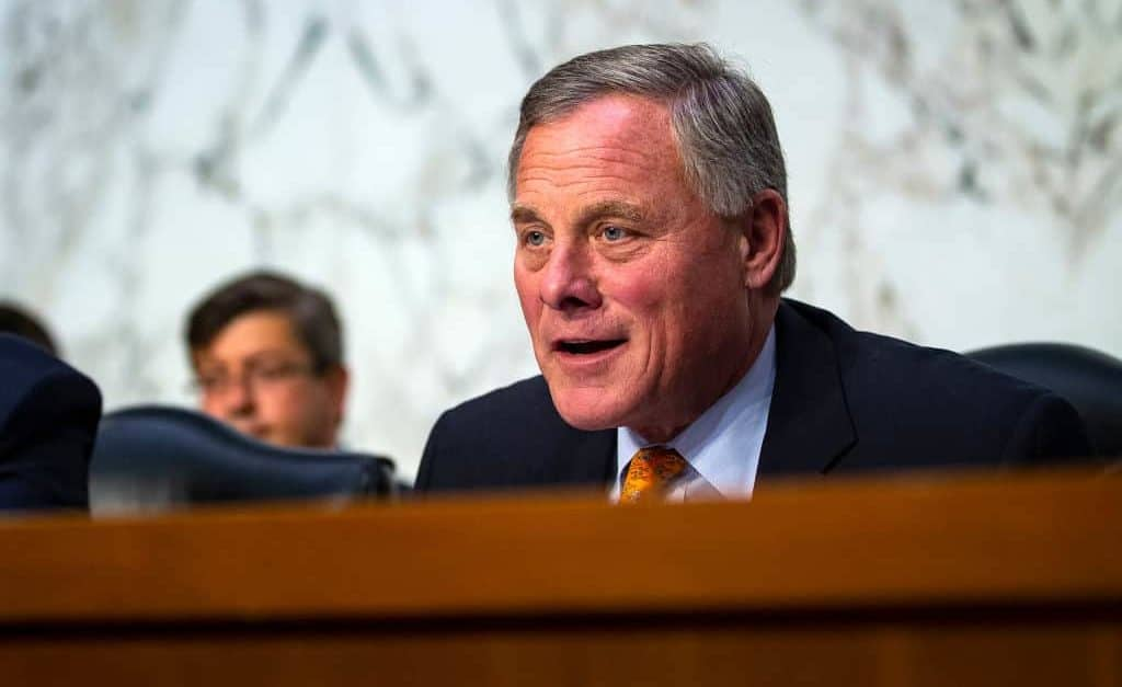 Senate Intel Chair: Our Investigation has found NO Evidence of Russia Collusion