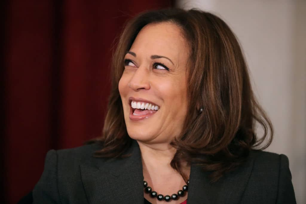 Kamala Harris Tells Jacob Blake That She's Proud of Him