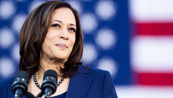 "Kamala Harris: Change Columbus Day to ""Indigenous People's Day"""