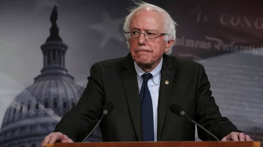 As Sanders Rises, Democrats Panic About Losing House Majority