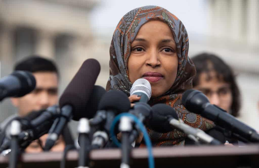 Dem Rep Downplays Pain of Families of Holocaust Survivors to Defend Omar
