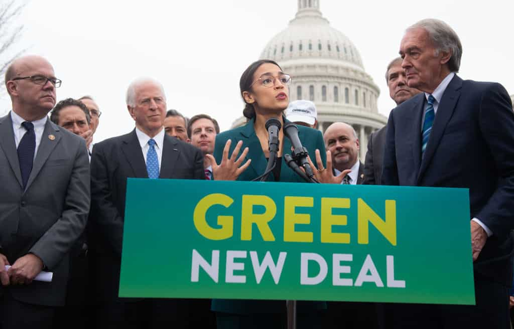 Study: Green New Deal Would Cost up to $94 TRILLION, 600k Per Household