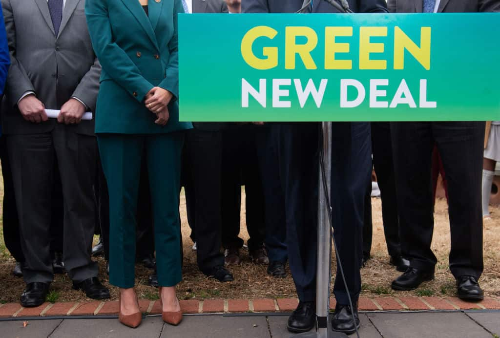 Ep. 912 Is the Green New Deal a Bad Joke?