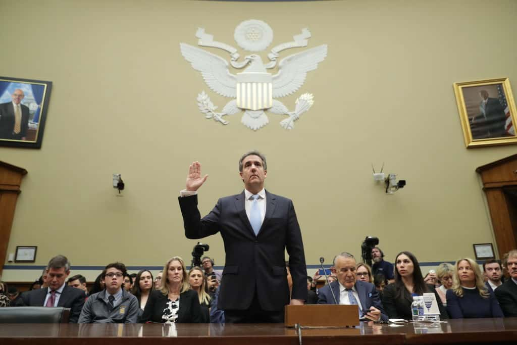 CNN Admits: Cohen Not Telling the Truth in Congressional Testimony