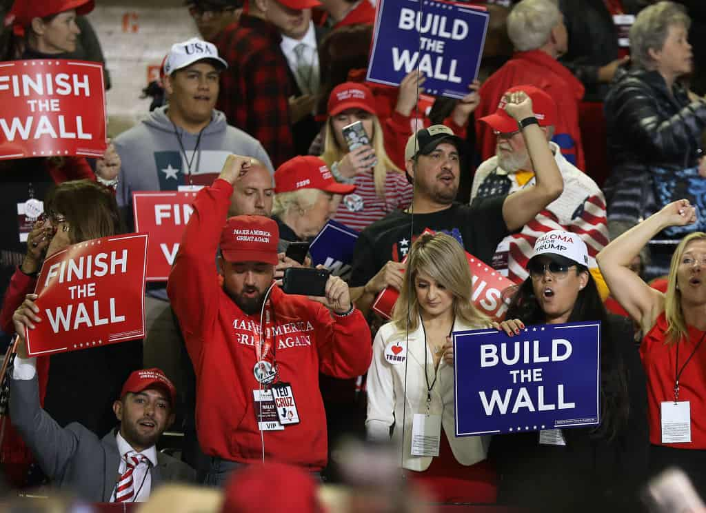 Report: Vast Majority of Trump El Paso Rally Attendees Hispanic, Many Democrats