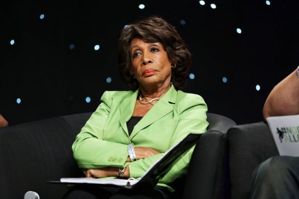 Fishing Expedition: Maxine Vows to Find Evidence of Trump-Russia Collusion