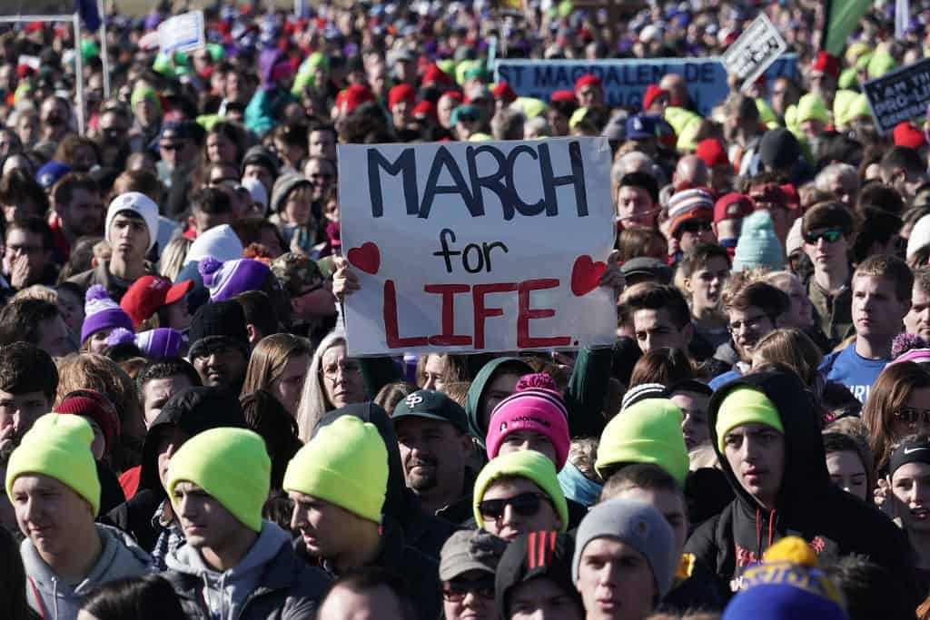 Poll: More Dems Identify as Pro-Life After New York Passed Extreme Abortion Bill