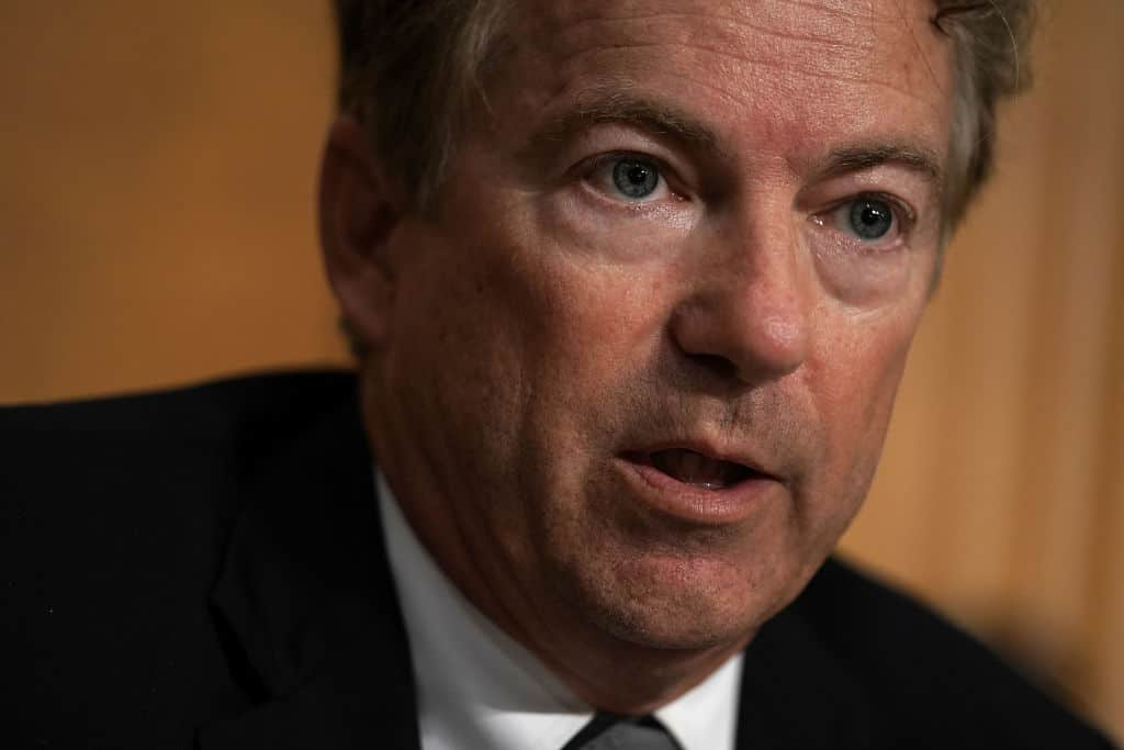 Rand Paul Questions Biden's Education Department Nominee on Transgender Student Athletes in Tense Exchange