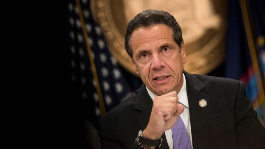"Cuomo: NYPD Response to Water Dousing ""Impotent"" and Actions were ""Disturbing and Embarrassing"""