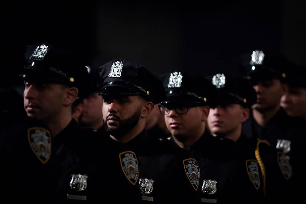 Report: MS-13 Gang Members Plan to Attack Off Duty NYPD Officers